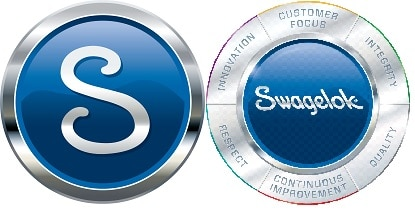 At Swagelok, our values...